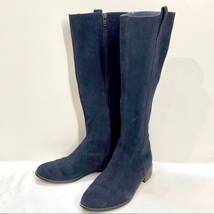 Very Volatile Los Angeles Suede Tall High Boots